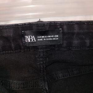 Zara Jeans - Zara distressed jeans
